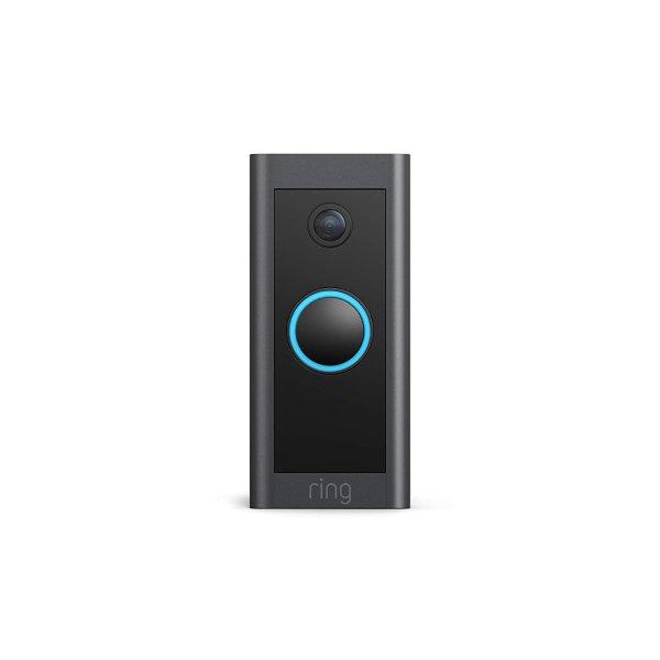 Video Doorbell Wired 有线供电版 1080p 可视智能门铃