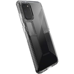 Speck Presidio Perfect Clear Case for Samsung Galaxy S20+
