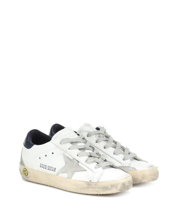 Superstar 黑尾小脏鞋