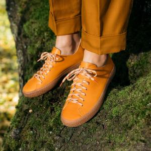 低至€83收夏日小白鞋Think! 小黄油皮鞋 皮质柔软 走路带风 德国百年品质 入手不后悔