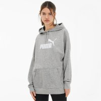 Puma Essentials 女款长款卫衣多色选
