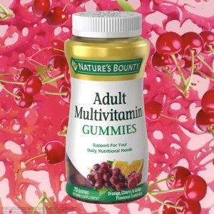 Nature's BountyBuy 1 Get 1 FreeYour Life Multi Adult Gummies, 75CT