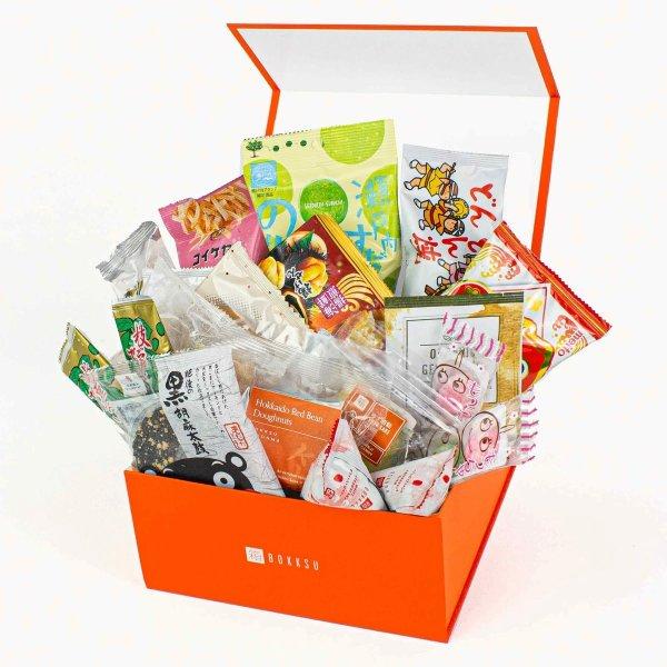 Bokksu 和风零食订阅礼盒