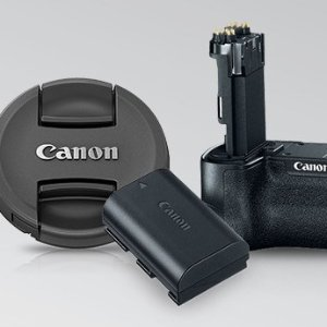 收块原装电池也不错Canon 相机配件全场8折 拍照事业更进一步