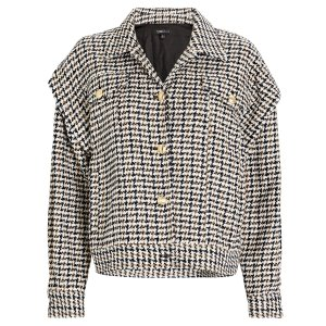 IntermixKiki Tweed Jacket