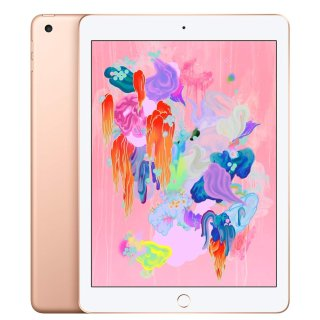 Apple iPad (Wi-Fi, 128GB) - Gold (Previous Model)