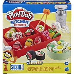 Play-Doh 寿司彩泥套装