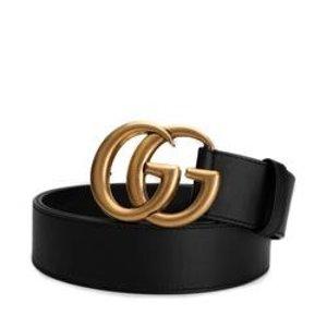 Gucci美国官网定价$460皮带