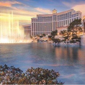 $20起  指定信用卡满 $250 返 $50黒五价:MGM度假酒店黑五大促第1波 12家旗下酒店最低55折热卖
