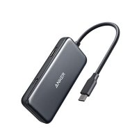 ANKER 3合1 USB-C PD 4K HDMI Type-A