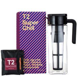 T2 teaSuper Chill 水杯套装