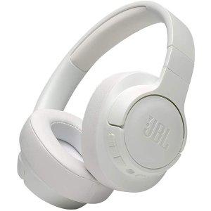 JBLTune 750 无线降噪耳机 白色