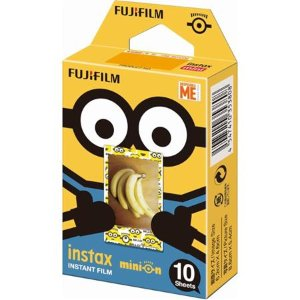 As low as $3.99Fujifilm Minion Instax Film Sale, Low Price Expired Films