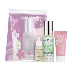 Dealmoon Exclusive! $28 ($54 value)The Glow French Faves Set @ Caudalie