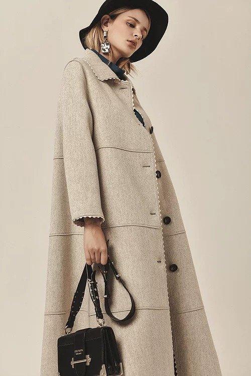 Eloise 大衣