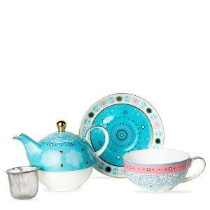 T2 tea茶杯套装