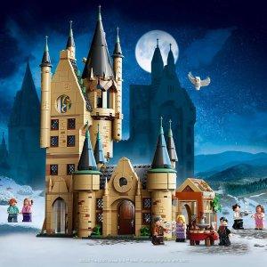 Lego8月24日上市霍格沃茨城堡 天文塔 75969 | 哈利波特系列