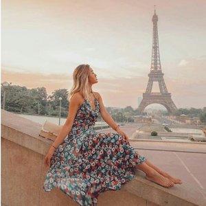3折 新款秋装上架折扣升级:Molly Bracken 法国小众森系美衣热卖 抓住夏日大促的尾巴