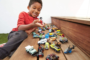 $34.97Matchbox Cars, 50 Pack, Styles May Vary