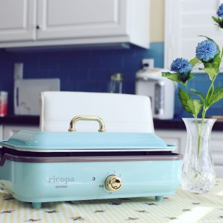 Iris Ricopa多功能烹调炉 |来一场厨房烹饪的可爱派对