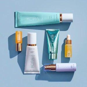 Up to $1KORA Organics Selected Skincare Sale