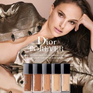 $52+送好礼上新:Dior 全新凝脂恒久粉底液热卖 24小时长效持妆