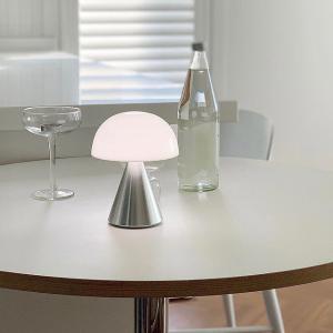 低至€19收迷你款法国设计品牌Lexon MINA蘑菇灯 续航6小时 冷暖光调节 Ins风