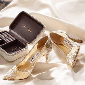 低至3折 $297起 无额外税Jimmy Choo 美鞋特卖 多款亮片高跟$462 收宋茜同款