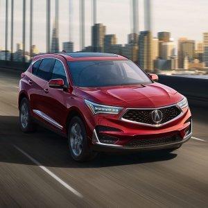 爱她 就让她坐最安全的车2019 Acura RDX基础版 获得IIHS安全测试满分
