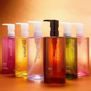 Dealmoon Exclusive! 20% off+5 deluxe samples on $50 Cleansing Oils Purchase @ Shu Uemura