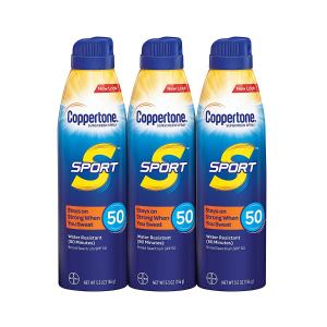 $14.52Coppertone SPORT Continuous Sunscreen Spray