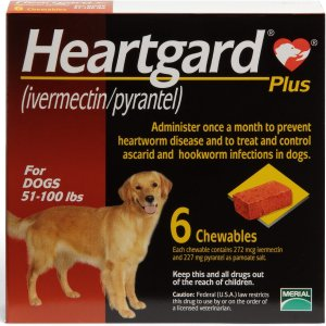 Extra 20% OffHeartgard Pet Chewable Tablets on Sale