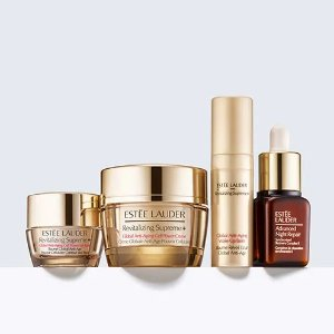 Free Deluxe Samplewith Every $25 purchase @ Estee Lauder