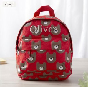 20% Off for $100+Personalized Baby Backpack Sale @ My 1st Years