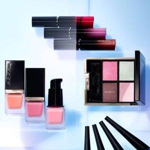 £18起 收四色眼影盘上新:SUQQU 2019春季彩妆产品热卖