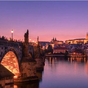 2晚£129起,3晚179起布拉格精选自由行2~3天超值套餐,含五星级酒店住宿!