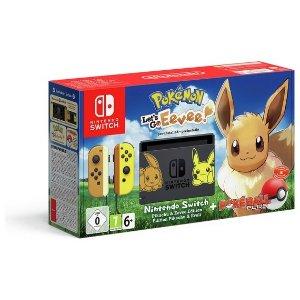 Nintendo《精灵宝可梦 伊布》限定版