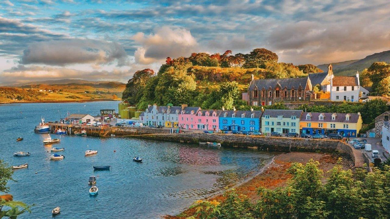 必打卡!英国最美的17个小镇,美到让你忘记一切烦恼🤫