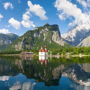 随手一拍都是大片既视感在德国必打卡的15个网红景点 一起流连忘返于古堡湖畔吧