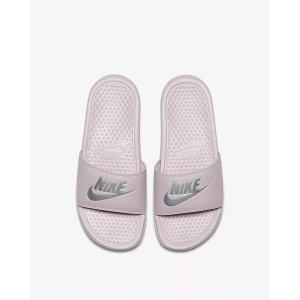 NikeBenassi 女款拖鞋多色选