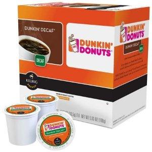 Dunkin Donuts Dunkin Decaf 咖啡胶囊 16颗