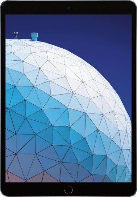 - iPad Air with Wi-Fi + Cellular 64GB 太空灰