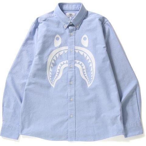 SHARK BD 鲨鱼衬衫