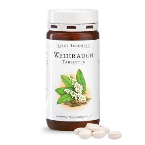 SCANT BERNHAD 乳香关节护理片 纯植物药