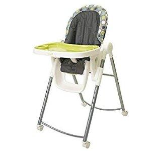 $84.5 (原价$159.99)史低价:Safety 1st 可调节儿童餐椅,多色选
