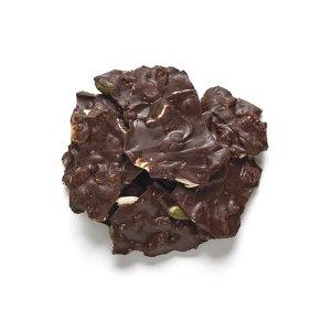 62%黑巧克力坚果椰子脆片 100g