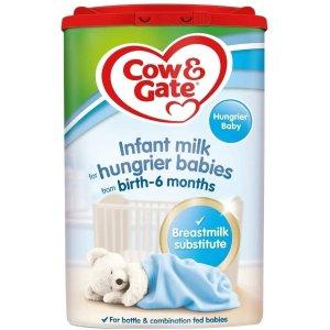 Cow & Gate0-6月奶粉, 800g