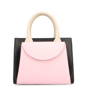 Marni粉色tote包