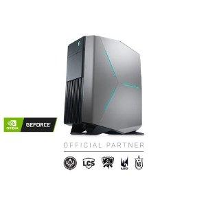 DellAlienware Aurora Gaming Desktop  (i7-8700, 2080, 16GB, 256G+1TB)
