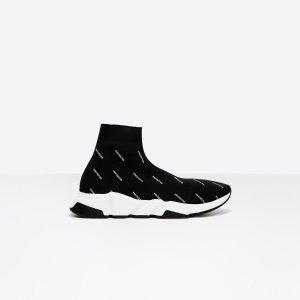 BalenciagaSpeed Sneaker BLACK / WHITE for Women | Balenciaga